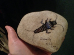 Stonefly award by Suzette Lyon