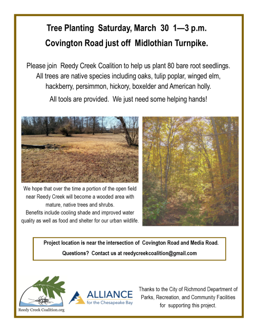 Covington Road flyer 2